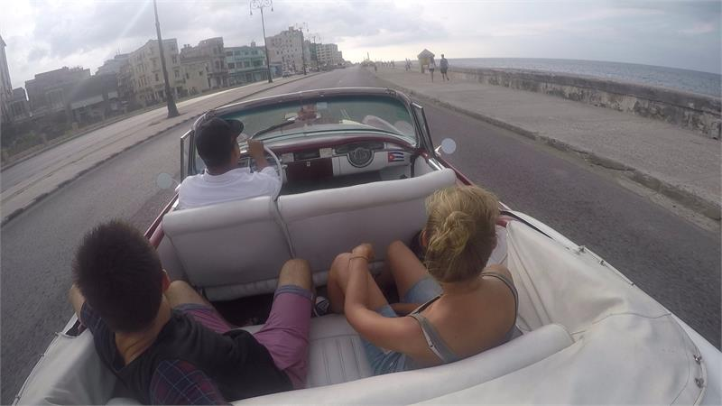 Apr 2020 - Taxi ride at  Malcon,  Havana