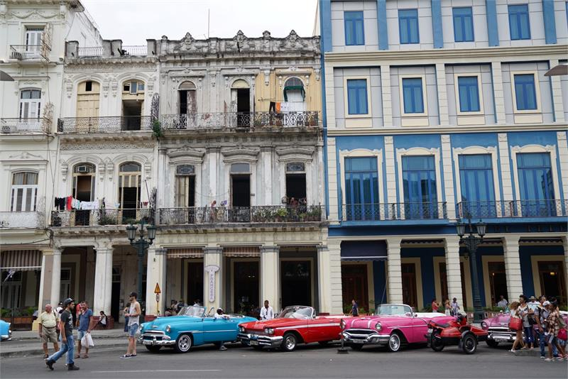 Aug 2017 - Vintage cars in  Havana (4)