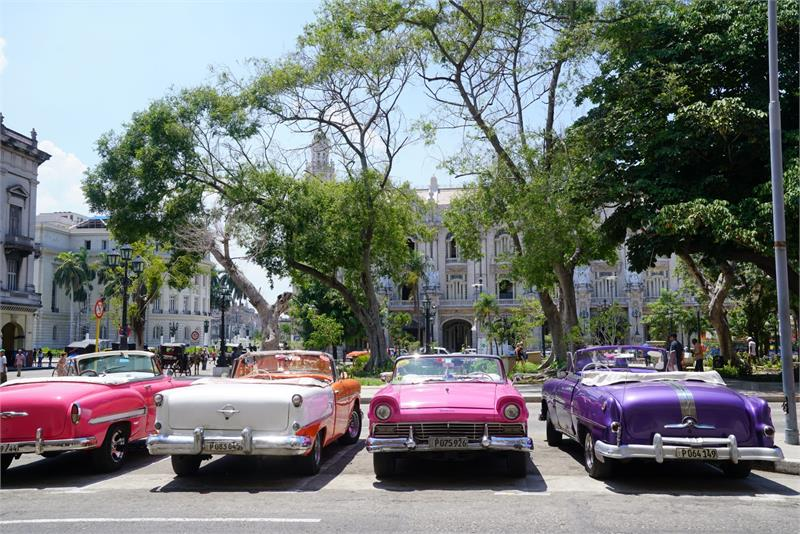 Aug 2017 - Vintage cars in  Havana (5)