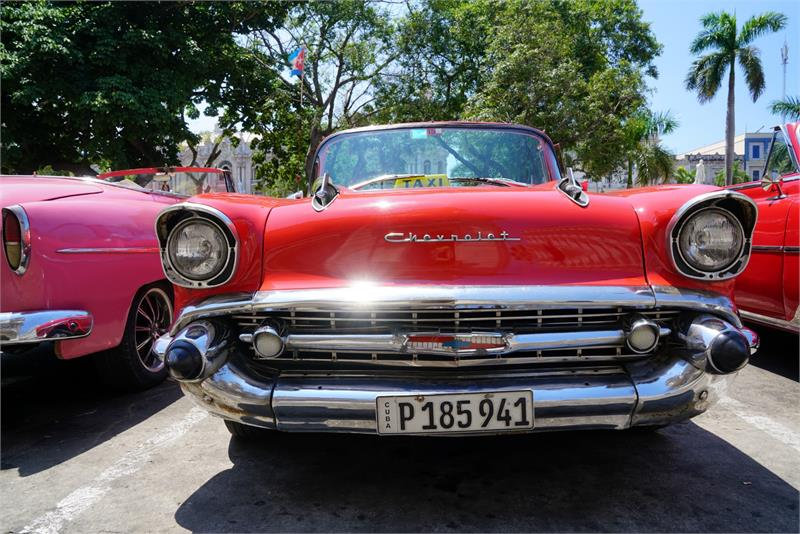Aug 2017 - Vintage cars in  Havana (6)