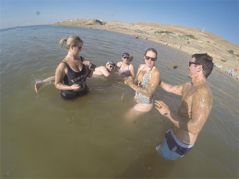 Apr 2020 - Dead sea mud is great for the skin