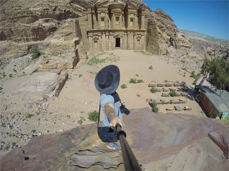 Apr 2020 - Go Pro at  Petra