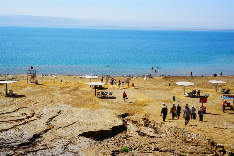 Apr 2020 - Heading for the  Dead  Sea