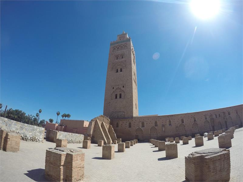 Apr 2020 - Koutoubia  Mosque