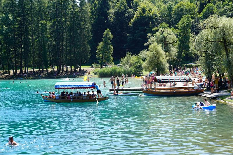 Aug 2017 - Lake  Bled 2