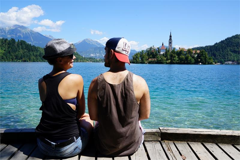 Aug 2017 - Lake  Bled 4
