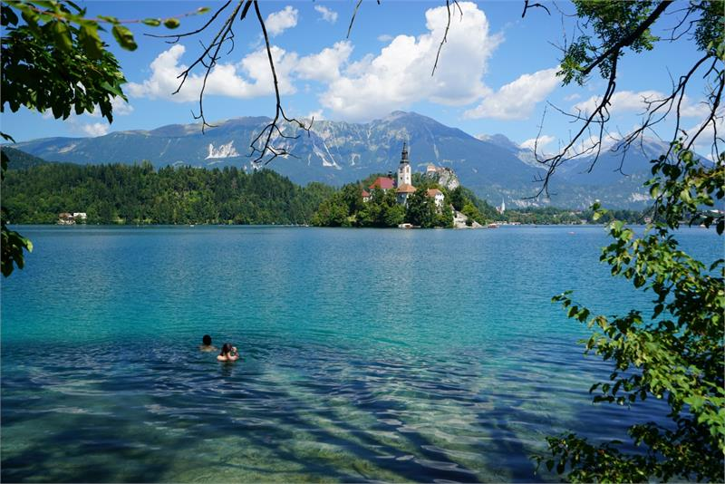 Aug 2017 - Lake  Bled 6