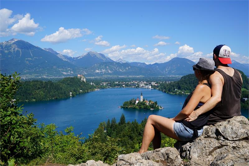 Aug 2017 - Lake  Bled